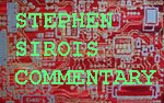 Commentary by Stephen A Sirois